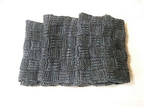 knitting pattern checkerboard scarf here s the perfect knit for him brioche garter stitch
