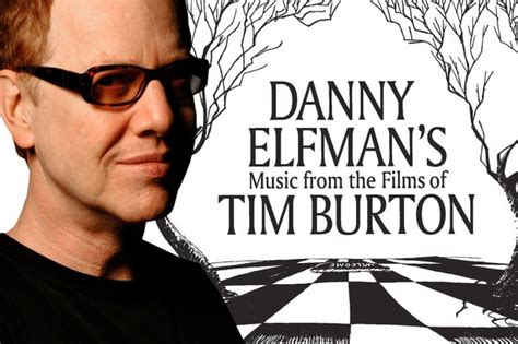 danny elfman review review danny elfman s music from the films of tim burton