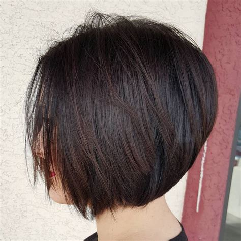 layered chin length bob for fine hair 40 layered bob styles modern haircuts with layers for any