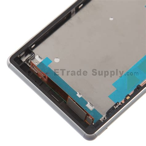 Adhesivelem Perekat Sony Xperia Z3 Lcd sony xperia z3 lcd screen and digitizer assembly with frame etrade supply