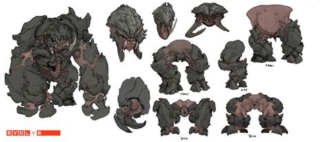 Ordinal Animal Character 07 titan s theory biomass and the lore monsters
