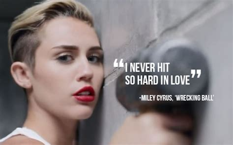 video miley forgets lyrics to u2s one on stage with bono love quotes by miley cyrus quotesgram