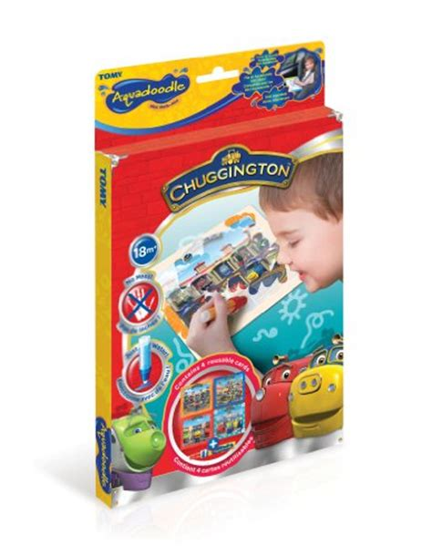aquadoodle mini save 7 tomy chuggington aquadoodle mini mats