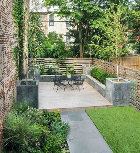 Landscape Architect York Garden Playground Modern Patio New York