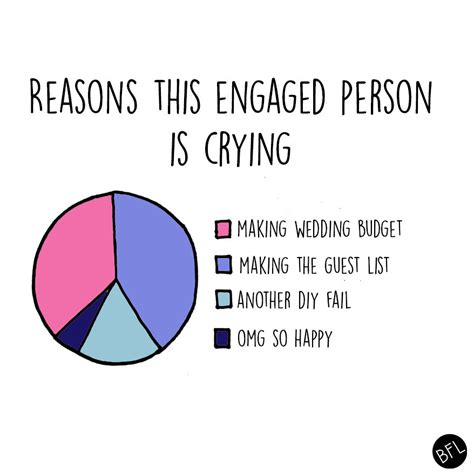 Wedding Budget Diagram by 13 Charts That Perfectly Sum Up The Reality Of Planning A