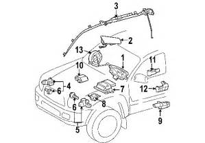 Toyota Tundra Parts Diagram 2000 Toyota Tundra Parts Oem Toyota Parts Toyota