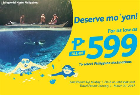 piso fare cebu pacific cebu pacific promo for next year for as low as 599 all in