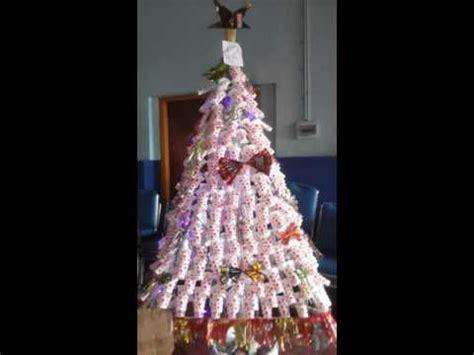 youtube membuat hiasan natal kreasi pohon natal dari barang bekas from youtube free