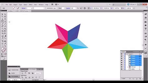 logo tutorial illustrator youtube star logo tutorial illustrator cs5 youtube