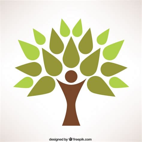 Tree Logo Vector Free Download Green Tree Logo Vector Vector Logo Free