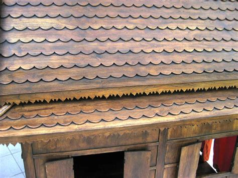 dog house thailand hand carved traditional thai house for pets cats and dogs