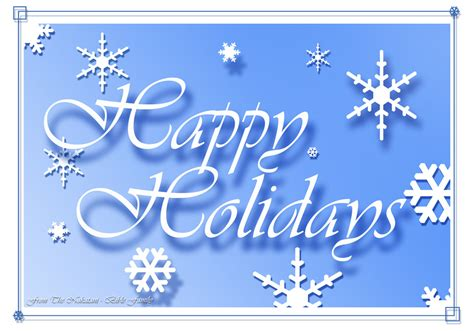 7 Reasons To Be Happy The Holidays Are by Happy Holidays From Us To You Stephen Nakatani Flickr