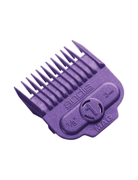 Andis Magnetic Clipper Comb Size 0 andis magnetic guide size 0 1 barber supplies barber