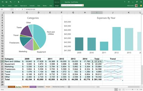 Microsoft Word And Excel Microsoft Office 2016 Preview Now Available Legit
