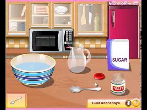 permainan membuat pizza frenzy permainan memasak pizza permainan kelas memasak sara