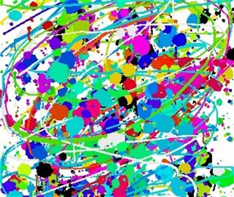 imagenes abstractas de jackson pollock jackson pollock tu obra a su estilo blog de creatividad