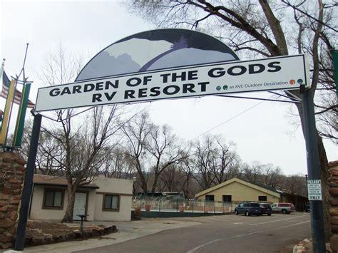 Garden Of The Gods Rv Resort by Rv Resorts Rv Business
