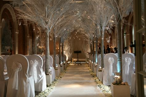 winter venue decorations 6 venues for a winter wedding yahire