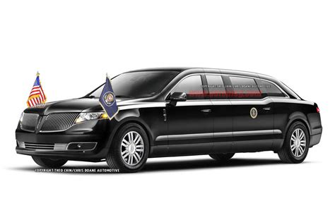 lincoln presidential what will the next presidential limo look like autoblog