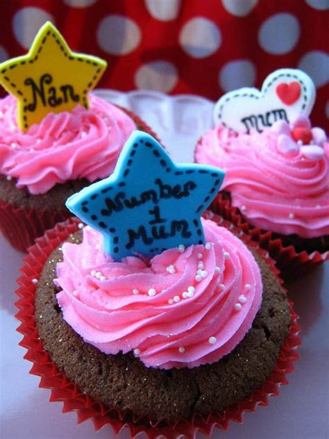 day cupcake ideas mothers day cupcake ideas 50 cool decorating ideas
