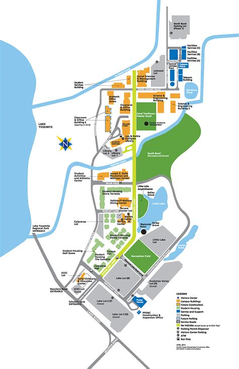 uc map maps uc merced