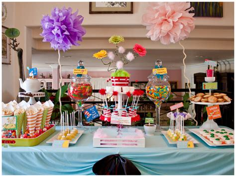 Dr Suess Themed Baby Shower by Dr Seuss Baby Shower Ideas Food Decorations And