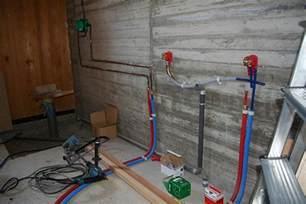 plomberie maison bioclimatique bois