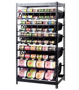 be ready shelf reliance harvest 72 inch food storage rack