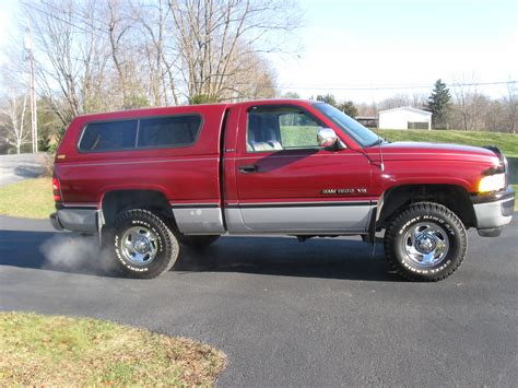 dodge ram wagon information and photos momentcar
