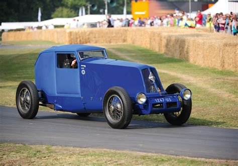 Nm Records 2014 Goodwood Festival Of Speed Renault