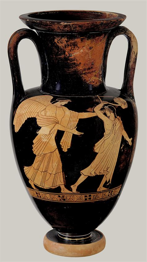 Greece Vase by Vase Achilles