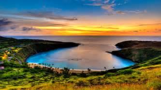 hawaii photography photo of the moment sunrise before the storm at hanauma