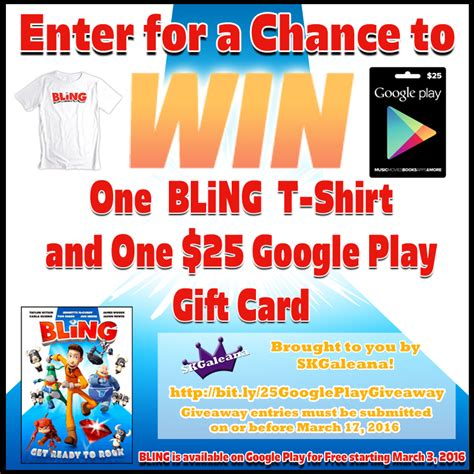 Google Play Giveaway - google play gift card giveaway
