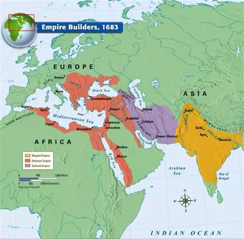 ottoman empire 1500 map what was the effects of the mongols and crusades on the islamic world quora