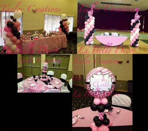 Pink Safari Baby Shower Ideas by Pink Safari Baby Shower Decoration Idea Baby Shower