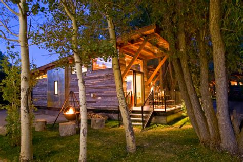 Cabin Resorts In by Test Drive Tiny Living In A Wheelhaus Cabin At The