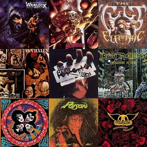 Metal Album Cover top 10 heavy metal rock album covers coverdesign