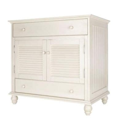 home depot kitchen casual cottage home decorators collection cottage 36 in w x 21 5 8 in d
