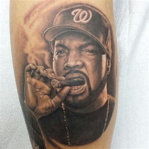 ice cube tattoo 34 best gangster images on gangster
