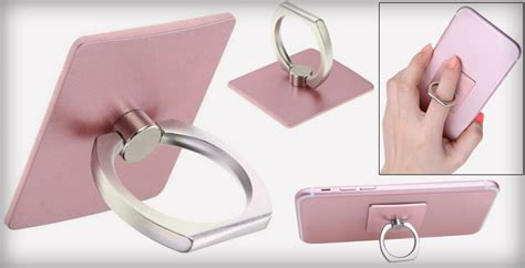 Ring Iring Stand Xiomi iring finger grip rotating ring stand holder mount for