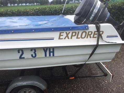 speedboot 4 persoons speedboten limburg gratis advertentie plaatsen in belgie