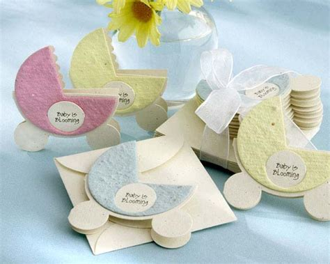 Handmade Baby Shower Favors Ideas - baby shower decorations favors ideas