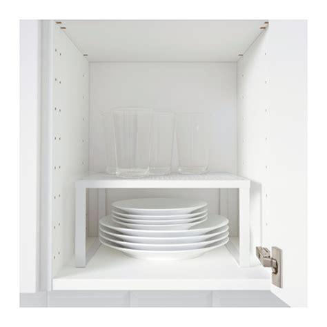 variera shelf insert white 32x28x16 cm