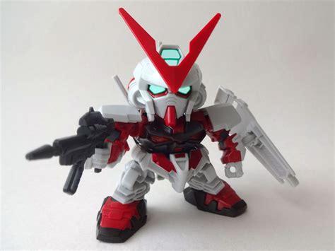 Gundam Bb 248 Gundam Astray e ws 模型館 bb戦士 ガンダムアストレイ レッドフレーム