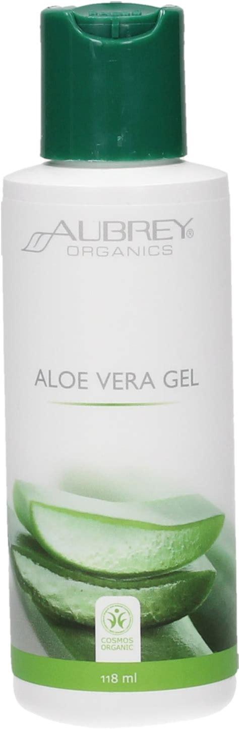 aloe verde aubrey organics pure aloe vera gel ecco verde online shop