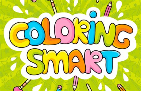 child color smart kids playing fun and education for kids