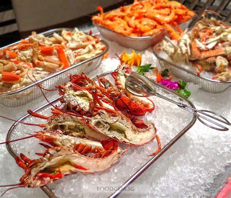 unlimited lobster buffet 1 for 1 ramadan seafood extravaganza buffet unlimited lobsters crabs and more foodgem food