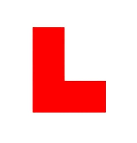 Picture L by Learner Driver Useful Links Links For Learners Learner Help