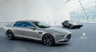 Aston Martin Lagonda Gaydon New Aston Martin Lagonda On The Way Autoevolution