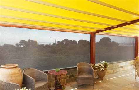 all season awnings all season awning melbourne prahran awnings in melbourne